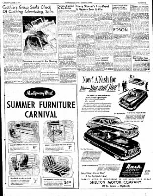 The Courier News from Blytheville, Arkansas on June 6, 1950 · Page 9