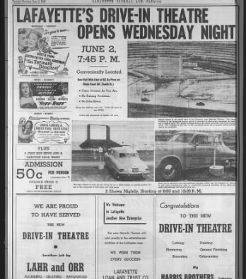 East Side Drive-In opening