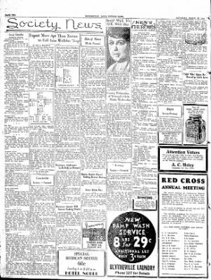 The Courier News from Blytheville, Arkansas on March 30, 1935 · Page 2