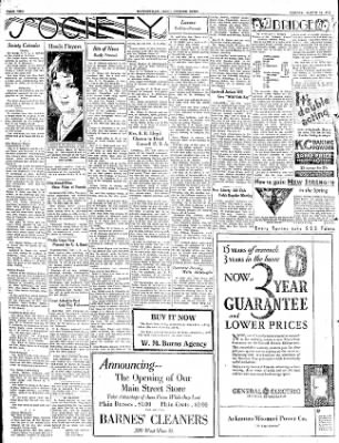 The Courier News from Blytheville, Arkansas on March 16, 1931 · Page 2