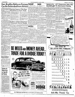 The Courier News from Blytheville, Arkansas on June 6, 1950 · Page 16