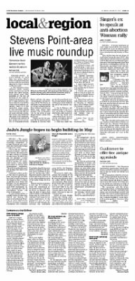 Stevens Point Journal from Stevens Point, Wisconsin on January 20, 2017 · A3