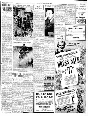 The Courier News from Blytheville, Arkansas on December 26, 1940 · Page 3