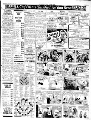 The Courier News from Blytheville, Arkansas on December 26, 1940 · Page 7