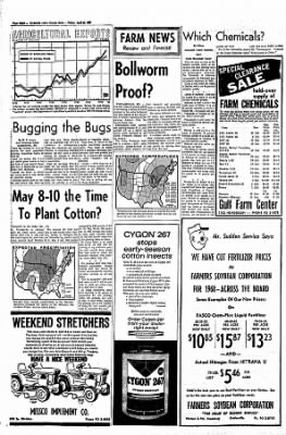 The Courier News from Blytheville, Arkansas on April 26, 1968 · Page 8
