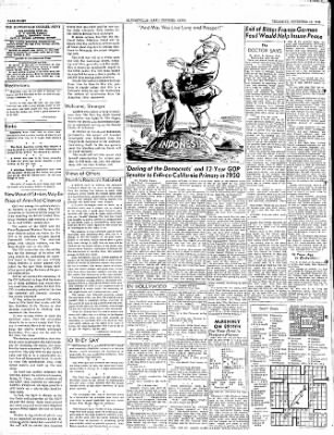The Courier News from Blytheville, Arkansas on November 17, 1949 · Page 8