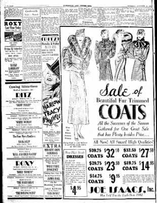 The Courier News from Blytheville, Arkansas on November 16, 1933 · Page 7