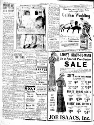 The Courier News from Blytheville, Arkansas on April 3, 1935 · Page 8
