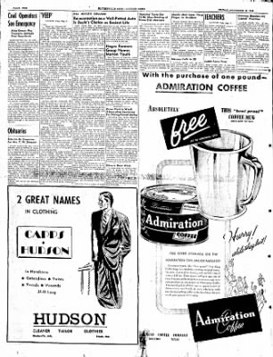 The Courier News from Blytheville, Arkansas on November 18, 1949 · Page 2