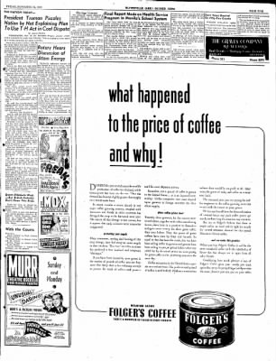 The Courier News from Blytheville, Arkansas on November 18, 1949 · Page 5