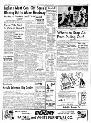 The Courier News from Blytheville, Arkansas on August 4, 1954 · Page 8