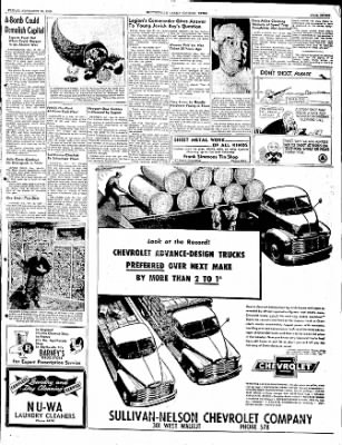 The Courier News from Blytheville, Arkansas on November 18, 1949 · Page 7