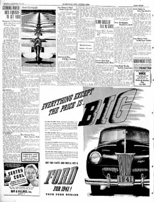 The Courier News from Blytheville, Arkansas on December 30, 1940 · Page 4