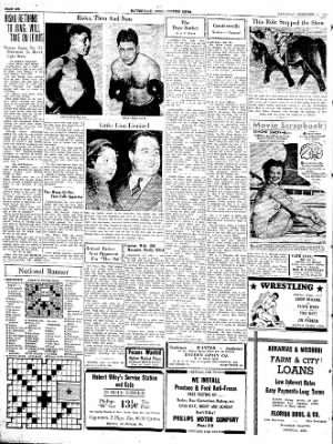 The Courier News from Blytheville, Arkansas on December 4, 1937 · Page 8