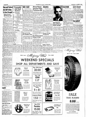 The Courier News from Blytheville, Arkansas on August 5, 1954 · Page 2