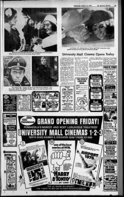 Mall Cinema 1-2-3 opening