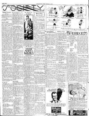 The Courier News from Blytheville, Arkansas on March 17, 1931 · Page 2