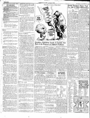 The Courier News from Blytheville, Arkansas on November 19, 1949 · Page 4