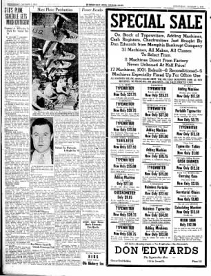 The Courier News from Blytheville, Arkansas on January 1, 1941 · Page 4