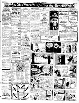 The Courier News from Blytheville, Arkansas on January 1, 1941 · Page 5