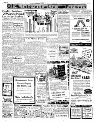 The Courier News from Blytheville, Arkansas on June 9, 1950 · Page 10