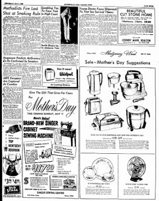 The Courier News from Blytheville, Arkansas on May 7, 1952 · Page 7