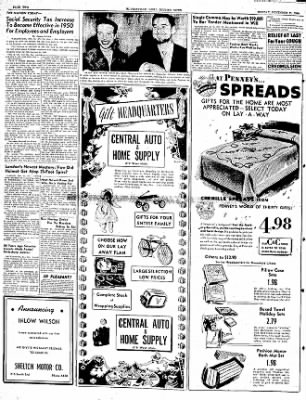 The Courier News from Blytheville, Arkansas on November 21, 1949 · Page 2