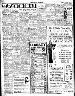The Courier News from Blytheville, Arkansas on November 21, 1933 · Page 2