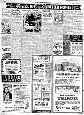 The Courier News from Blytheville, Arkansas on March 23, 1943 · Page 3