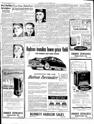 The Courier News from Blytheville, Arkansas on November 21, 1949 · Page 7