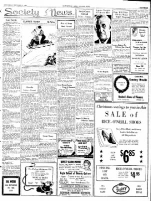 The Courier News from Blytheville, Arkansas on December 8, 1937 · Page 3