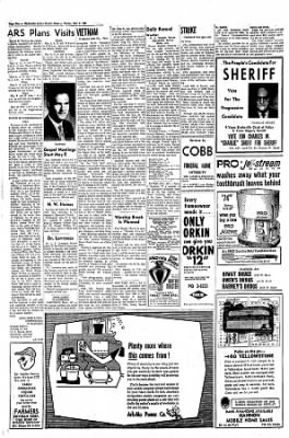 The Courier News from Blytheville, Arkansas on May 6, 1968 · Page 2