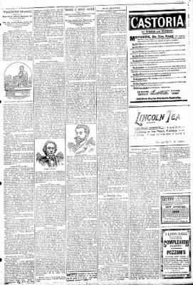 Logansport Pharos-Tribune from Logansport, Indiana on January 25, 1895 · Page 7
