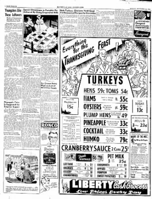 The Courier News from Blytheville, Arkansas on November 21, 1949 · Page 12