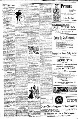 Logansport Pharos-Tribune from Logansport, Indiana on October 11, 1897 · Page 4