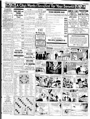 The Courier News from Blytheville, Arkansas on January 3, 1941 · Page 7