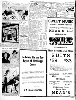 The Courier News from Blytheville, Arkansas on January 3, 1941 · Page 8