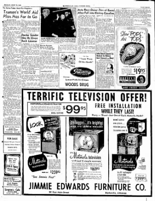 The Courier News from Blytheville, Arkansas on June 12, 1950 · Page 3