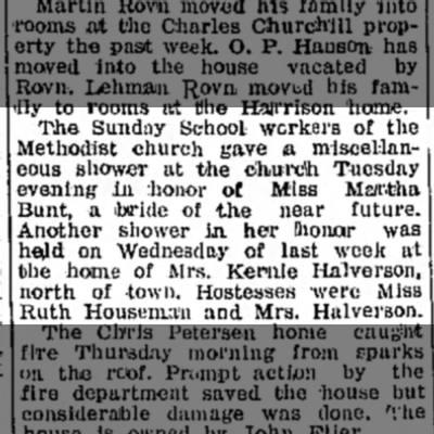bunt - The Sunday School workers of the Methodist...
