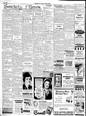 The Courier News from Blytheville, Arkansas on March 29, 1943 · Page 1