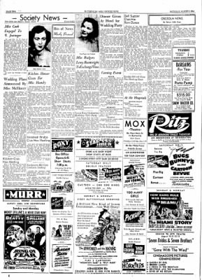 The Courier News from Blytheville, Arkansas on August 7, 1954 · Page 2
