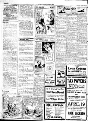 The Courier News from Blytheville, Arkansas on March 29, 1943 · Page 2