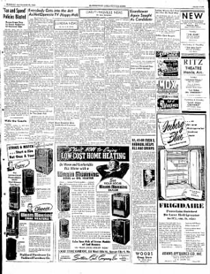 The Courier News from Blytheville, Arkansas on November 22, 1949 · Page 5