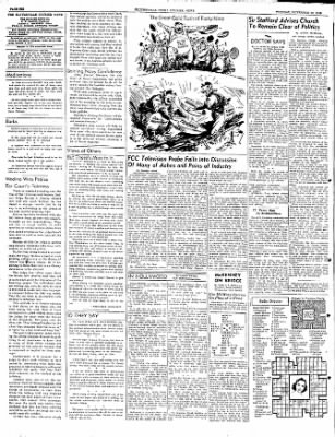 The Courier News from Blytheville, Arkansas on November 22, 1949 · Page 6