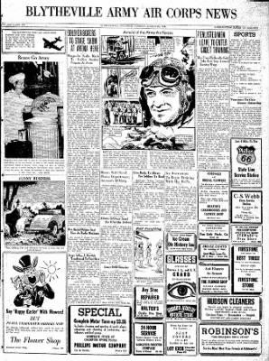 The Courier News from Blytheville, Arkansas on March 30, 1943 · Page 5