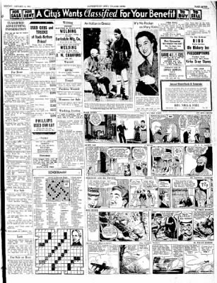 The Courier News from Blytheville, Arkansas on January 6, 1941 · Page 7