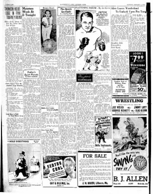 The Courier News from Blytheville, Arkansas on January 6, 1941 · Page 8