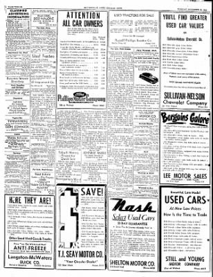 The Courier News from Blytheville, Arkansas on November 22, 1949 · Page 12