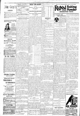 Logansport Pharos-Tribune from Logansport, Indiana on June 21, 1896 · Page 4