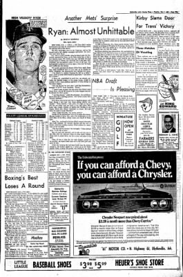 The Courier News from Blytheville, Arkansas on May 7, 1968 · Page 9